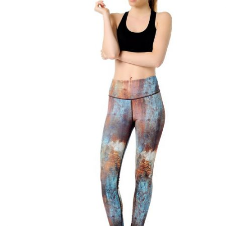 Jerf- Womens-Colmar-All Over Print-Active Leggings-0