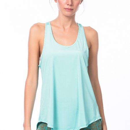 Jerf- Womens-Glifa-Mint-Active Top-0