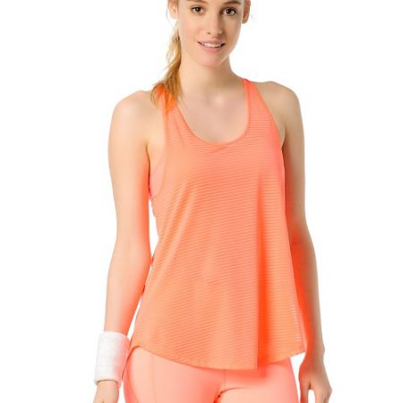 Jerf- Womens-Jaco-Coral-Active Top-0