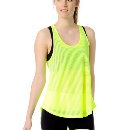 Jerf- Womens-Jaco-Yellow-Active Top-0
