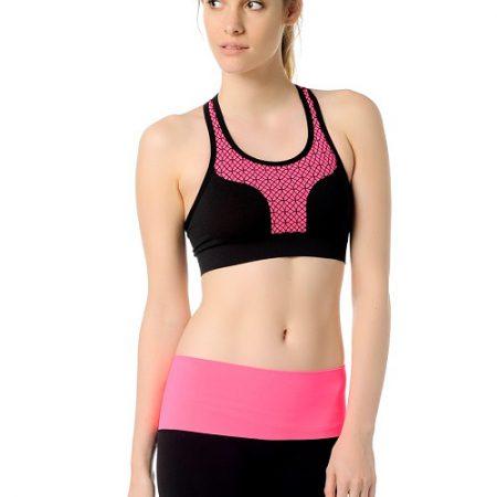 Jerf- Womens-Prado-Pink-Sports Bra-0