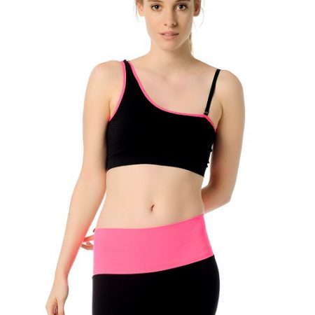 Jerf- Womens-Bage-Black-Sports Bra-0