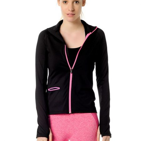 Jerf- Womens-Ibiza-Black-Active Jacket-0
