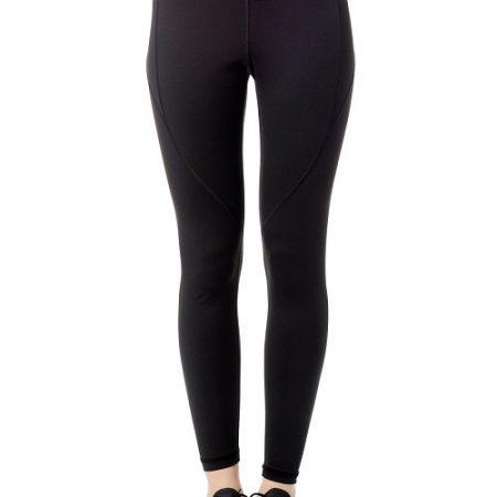 Jerf- Womens-La Jolla-Black-Performance Leggings-0