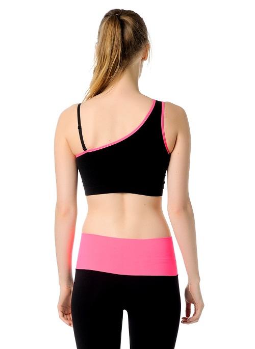Jerf- Womens-Bage-Black-Sports Bra-3751