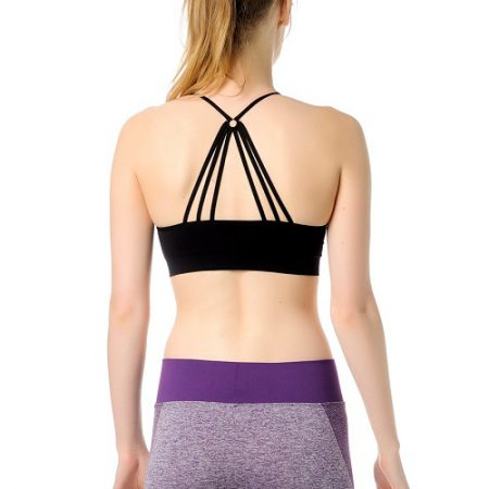 Jerf- Womens-Hudson-Black-Sports Bra-0