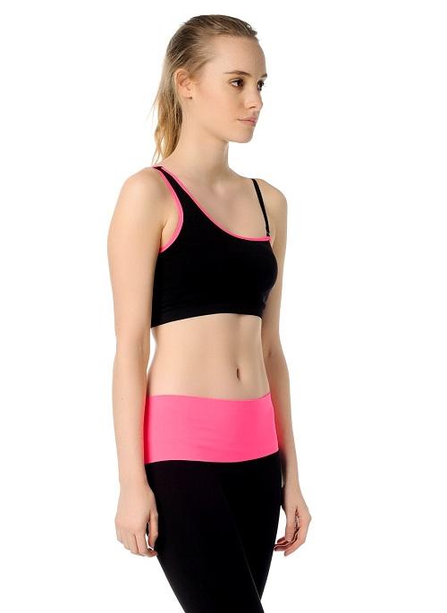 Jerf- Womens-Bage-Black-Sports Bra-3748