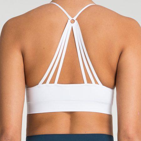 Jerf-Womens-Hudson -White-Seamless Sports bra-0