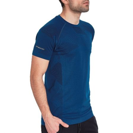Jerf - Mens-Provo- Navy Blue - Tee Shirt-0
