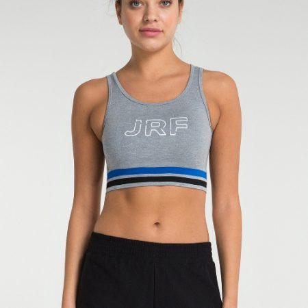 Jerf - Womens-Deal-Grey - Seamless Sports Bra-0