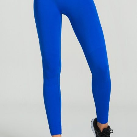 Jerf - Womens-Dover-Blue - Seamless Active Leggings-0