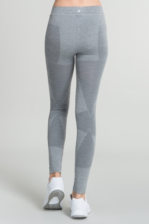 Jerf - Womens-Dover-Grey - Seamless Active Leggings-4686