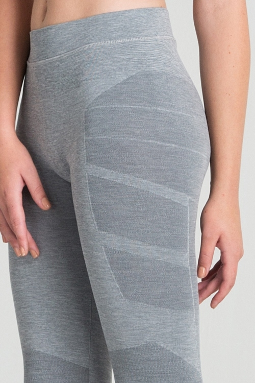 Jerf - Womens-Dover-Grey - Seamless Active Leggings-4688