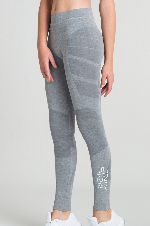 Jerf - Womens-Dover-Grey - Seamless Active Leggings-4689