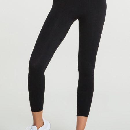 Jerf - Womens-Neiva - Black - Seamless Active leggings-0