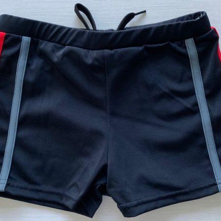 Aqua Perla - Kids- harry - Black- Spf50+ - Boxer short-0