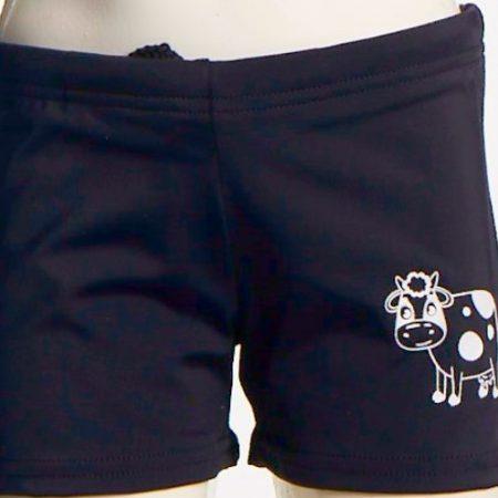 Aqua Perla-Baby Boy-Daisy-Black-Spf50+- Boxer -0