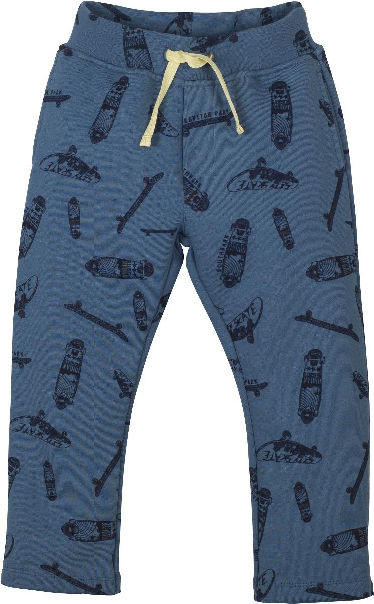 Mamino- Boy- Atom Pant- Blue-0